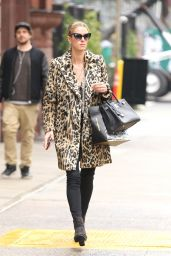 Nicky Hilton - Out and About in New York - 12/12/ 2016