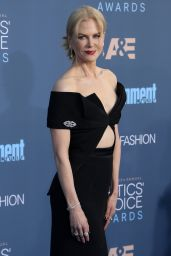 Nicole Kidman – 2016 Critics' Choice Awards in Santa Monica 12/11/ 2016