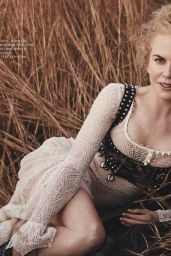 Nicole Kidman - Vogue Magazine Australia January 2017 Issue