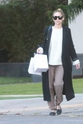 Nicole Richie - Leaving a Friends House in Sherman Oaks 12/19/ 2016