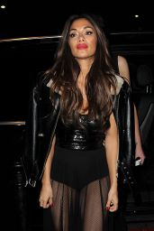 Nicole Scherzinger - Night Out at TAPE After X Factor Final in London 12/10/ 2016