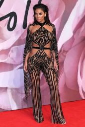 Nicole Scherzinger – The Fashion Awards 2016 in London, UK