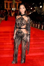 Nicole Scherzinger – The Fashion Awards 2016 in London, UK