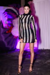 Nicole Williams – Moschino and SBE Event – Art Basel, Miami Beach 12/1/ 2016