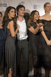 Nikki Reed and Ian Somerhalder - Ian Somerhalder Foundation Benefit Gala in Chicago, December 2016