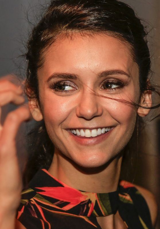 Nina Dobrev - Party at Villa Mix Nightclub in São Paulo, Brazil 12/1/ 2016