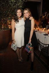 Odeya Rush – Dior Lady Art Los Angeles Pop-Up Boutique Opening Event 12/6/ 2016
