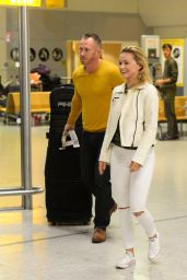 Ola Jordan - Heathrow Airport in London 12/7/ 2016