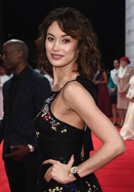 Olga Kurylenko - Dubai International Film Festival 12/7/ 2016