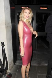 Olivia Buckland – Sixty6 Magazine Launch Party in London, 12/7/ 2016