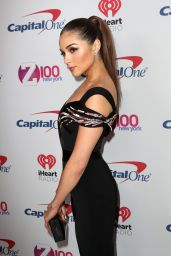 Olivia Culpo – Z100's iHeartRadio Jingle Ball in New York 12/9/ 2016
