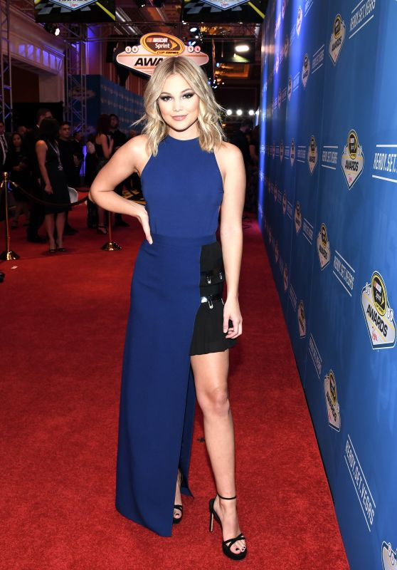 Olivia Holt - 2016 Nascar Sprint Cup Series Awards at Wynn Las Vegas
