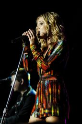 Olivia Holt Performing in Concert in Sao Paulo 12/14/ 2016