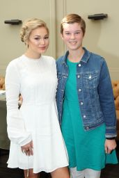 Olivia Holt - St. Jude Children