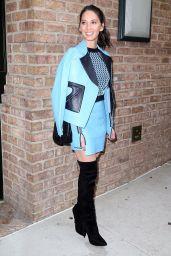 Olivia Munn Style - NYC 12/6/ 2016