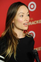 Olivia Wilde – Target's Toycracker Event in New York on December 7, 2016