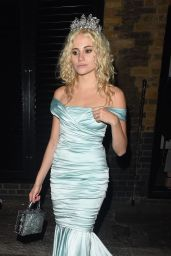 Pixie Lott - British Fashion Awards 2016 in London - Part II