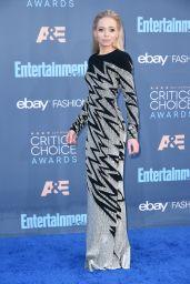 Portia Doubleday – 2016 Critics' Choice Awards in Santa Monica 12/11/ 2016