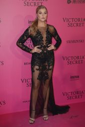 Rachel Hilbert – Victoria's Secret Fashion Show 2016 After Party in Paris