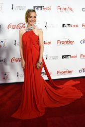 Radha Mitchell - Cinefashion Film Awards 2016 at Saban Theatre in Beverly Hills 12/15/ 2016