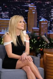Reese Witherspoon - Appeared on Tonight Show Starring Jimmy Fallon in NYC 12/16/ 2016