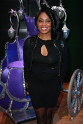 Relley C – 'Dick Whittington' Pantomime Press Night, Birmingham Hippodrome 12/21/ 2016