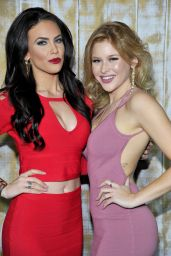 Renee Olstead - GUESS Glitz and Glam Holiday Event in Los Angeles 12/13/ 2016