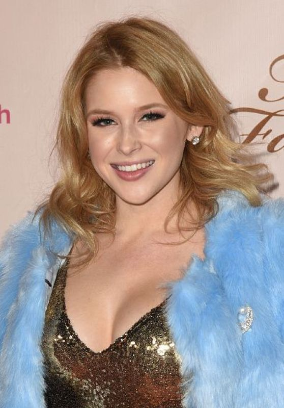Renee Olstead - Too Faced Cosmetics Launch in West Hollywood 12/01/ 2016