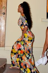 Rihanna - Heads to Dinner in Barbados 12/27/ 2016