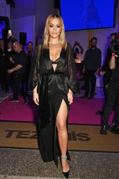 Rita Ora at the Newly Relaunched Tezenis Store at Oxford Circus 12/13/ 2016