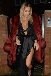 Rita Ora Night Out in London 12/13/ 2016