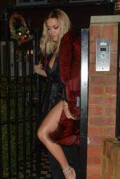 Rita Ora Night Out in London 12/13/ 2016