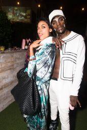 Rosario Dawson - A$AP Mob x Vlone Present Asap Worldwide Cozy Clubhouse - Art Basel, Miami 12/2/ 2016