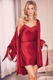 Rosie Huntington-Whiteley - Marks & Spencer Nightwear Photoshoot 2016