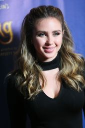 Ryan Newman - The King And I Opening Night in Hollywood 12/15/ 2016