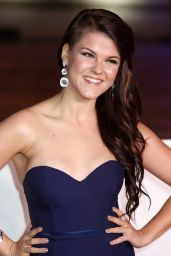 Saara Aalto - The Sun Military Awards at The Guildhall in London, December 2016