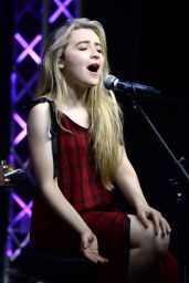 Sabrina Carpenter - Concert at 97.3 Radion Station in Fort Lauderdale 12/19/ 2016