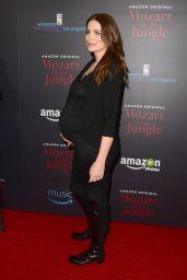 Saffron Burrows – Amazon's 'Mozart In The Jungle' Screening in Los Angeles