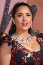 Salma Hayek - The Fashion Awards 2016 in London, UK