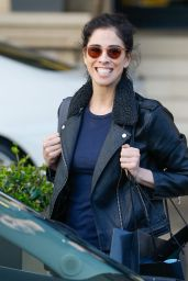 Sarah Silverman - Shopping in Beverly Hills, California 12/7/ 2016