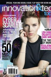Scarlett Johansson - Innovation & Tech Today Magazine Winter 2016/2017 Issue