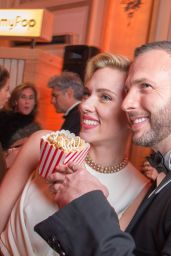 Scarlett Johansson - Yummy Pop Grand Opening Party at Theatre du Gymnase in Paris 12/16/ 2016