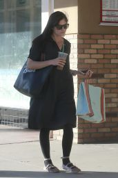 Selma Blair - Shopping in Studio City 12/3/ 2016