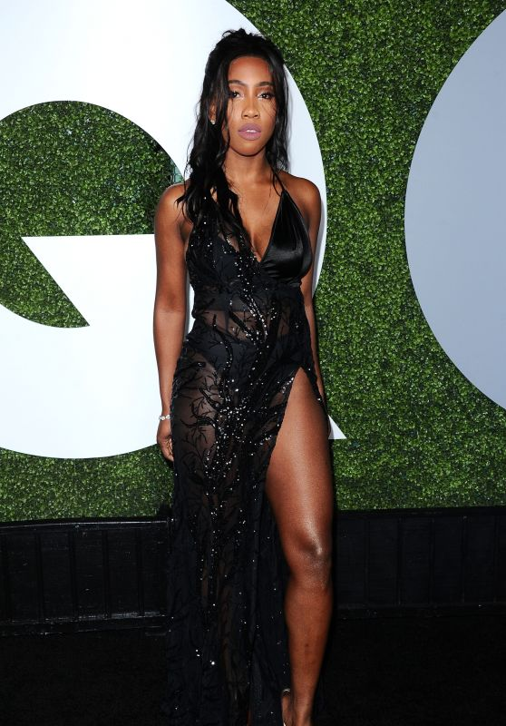 Sevyn Streeter – GQ Men of The Year Awards 2016 in West Hollywood