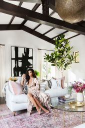 Shay Mitchell - Architectural Digest Magazine November 2016