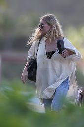 shley Olsen On Vacation in St. Barts 12/29/ 2016