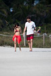 Sila Sahin in Bikini at Miami Beach 12/27/ 2016