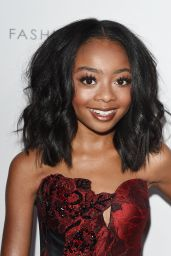 Skai Jackson – Ebony Power 100 Gala in Beverly Hills 12/01/ 2016