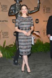 Sophia Bush - Screen Actors Guild Nominations Announcement in Los Angeles 12/14 /2016