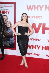 Sophie Simmons – 'Why Him?' Premiere at the Regency Bruin Theatre in Westwood 12/17/ 2016